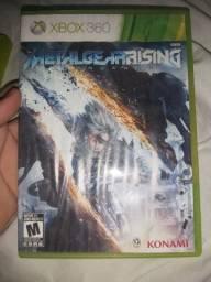 Título do anúncio: Metal gear rising: revenge (xbox 360)