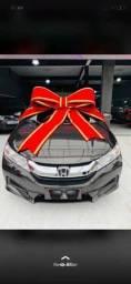 Título do anúncio: Honda City lx 16/16 baixo km