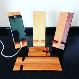 Título do anúncio: Suporte de mesa para celular (artesanal)