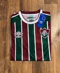 Camisa Nova do Fluminense 21/22