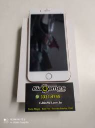 Telefone Celular Smartphone iPhone 7 Plus - Impecável De Vitrine