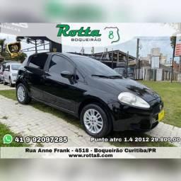 Título do anúncio: Fiat PUNTO ATTRACTIVE 1.4