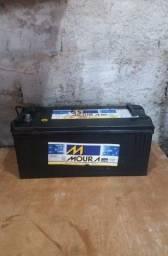Baterías Semi Novas de 45 até 180AH