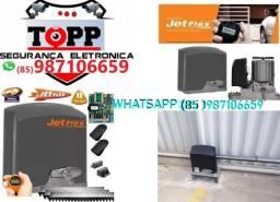 Título do anúncio: Motor para portão PPA Jet Flex 4 segundos a partir de R$850,00 instalado