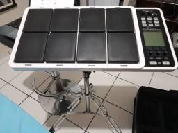 Bateria eletrônica octapad Roland spd-30