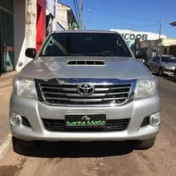 Toyota Hilux 3.0 TDI 4x4 CD SR (Aut) 2014 - 2014