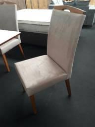 Cadeira Madeira Maciça Nova, várias cores