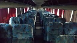 Bancos de ônibus, 48 lugares
