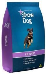 Ração Show Dog Filhotes Premium