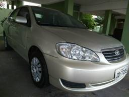 Corolla 1.6 XLI 2005 manual - 2005