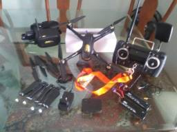 Drone Hubsan H501s Advanced Top Preto