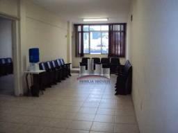 Sala para alugar, 35 m² por R$ 1.200,00/mês - Centro - Santos/SP