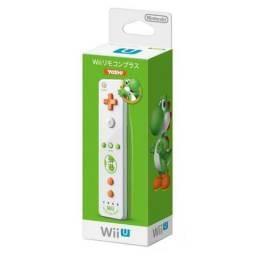 Controle Remote Plus Yoshi para Nintendo Wii e Wii-U