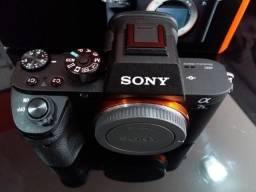 Sony a7s - vídeo e também foto - camera fera em ambiente noturno