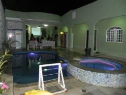 Samuel Pereira oferece: Casa RK 3 Suites Antares Sobradinho Piscina Aquecida Sauna