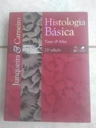 Livro Histologia Básica 12ed Junqueira e Carneiro