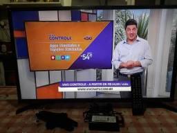 Smart tv samsung 32 polegadas un32j4290