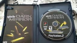 Syphon Filter Dark Mirror PS2 Original
