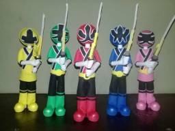 Coleção Power Rangers