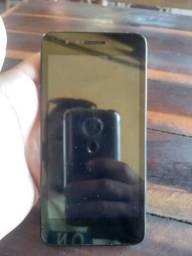 Celular k9 LG muito novo .