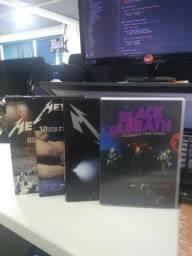 4 boxes de DVDs de Heavy Metal