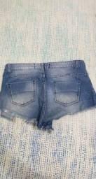 Short Jeans n40 Marca Pool