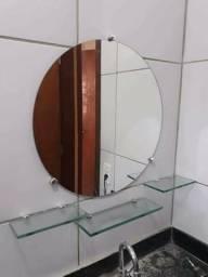 Kit espelho p banheiro