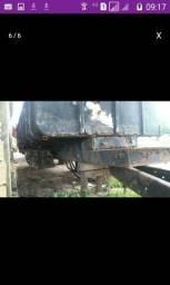 Asculante truk 8 métros ano 2008 rocine