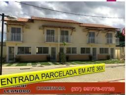 SCL - W67 - (Lindo Duplex 2quartos), pronta para morar, Condominio fechado