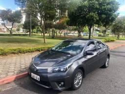 Corolla Xei 2.0 2017 baixa quilometragem - 2017