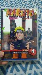 Vendo coleção de DVDs Naruto