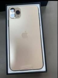 IPhone 11 Pro Dourado 64gb lacrado original Apple pronta entrega/garantia de 1 ano Apple!