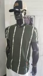 Camisa Quadrículada