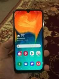 Troco Galaxy A30 64gb por celular melhor dou volta