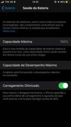 Vendo iPhone 6s 16 gigas com capa que carrega grátis