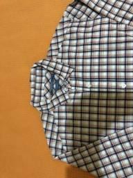 Blusa manga longa , tamanho M