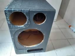 Projeto caixa trio