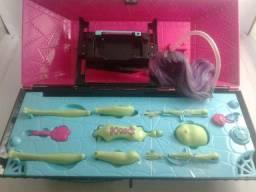 Boneca Monster High Caixão Laboratório