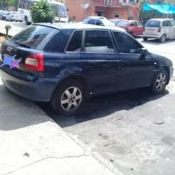 Vendo Audi A3 ano 2003 ou Troco por moto ou carro de porte menor - 2003