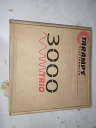 Módulo Taramps HD 3000 trio novo na caixa