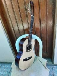 Viola Caipira de Luthier Jacarandá Bahia