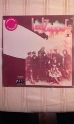 Lp Led Zeppelin II Edição Limitada Importado do Mexico Novo Selado