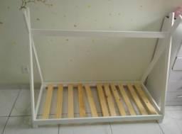 Cama Montessoriano + colchão