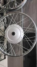 Rodas originais da Honda biz sem uso