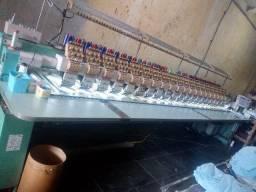 Máquina de bordar de 20 cabeças tajima