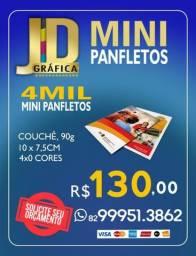 Mini Panfletos
