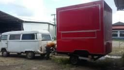 Vendo Food truck Pronta entrega R$ 12.800