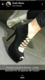 Sapato Loucos e santos