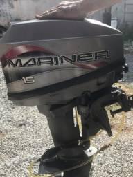Motor 15hp Mariner - 2000
