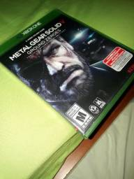 Jogo xbox one - METAL GEAR SOLID V